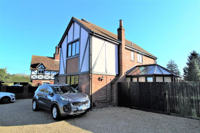 Thumbnail Detached house for sale in Layer Road, Kingsford, Colchester