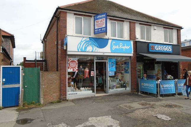 Thumbnail Commercial property to let in Coventry Road, Sheldon, Birmingham