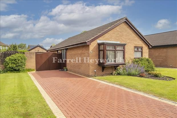 Thumbnail Bungalow for sale in Station Way, Preston