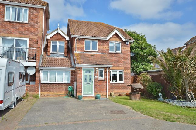 Thumbnail End terrace house for sale in Hastings Avenue, Clacton-On-Sea