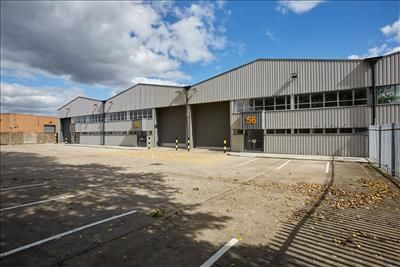 Thumbnail Light industrial to let in Unit 56-60, Milford Commercial Estate, Milford Road, Reading, Berkshire