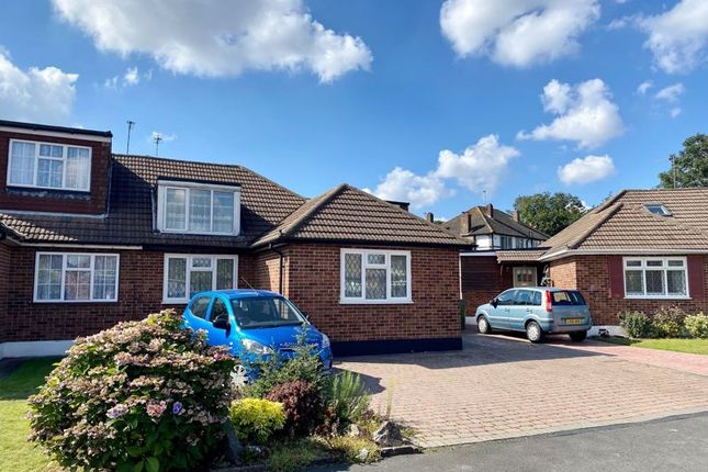 2 bed semi-detached house for sale in Oakway Close, Bexley DA5