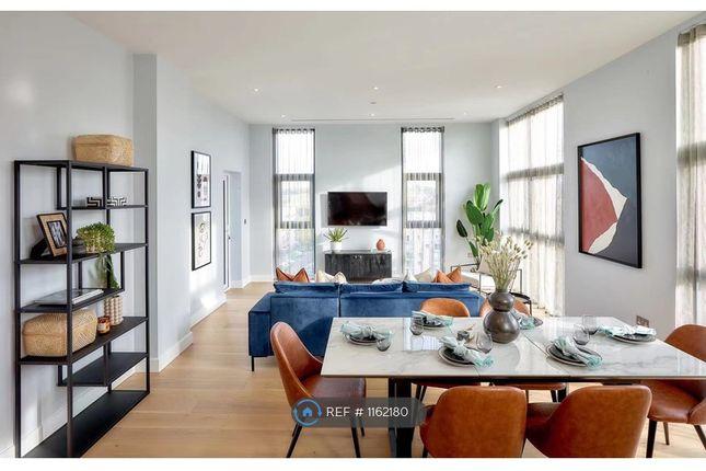 Thumbnail Flat to rent in Celeste House, London