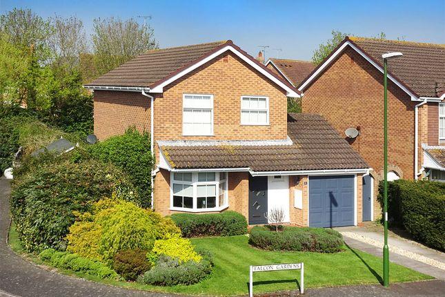 Thumbnail Detached house for sale in Falcon Gardens, Wick, Littlehampton