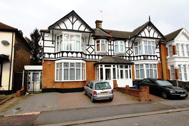 Thumbnail Terraced house for sale in Clarendon Garden, Ilford