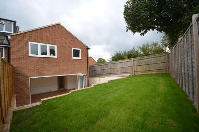 Thumbnail End terrace house for sale in Upper Street, Quainton, Aylesbury