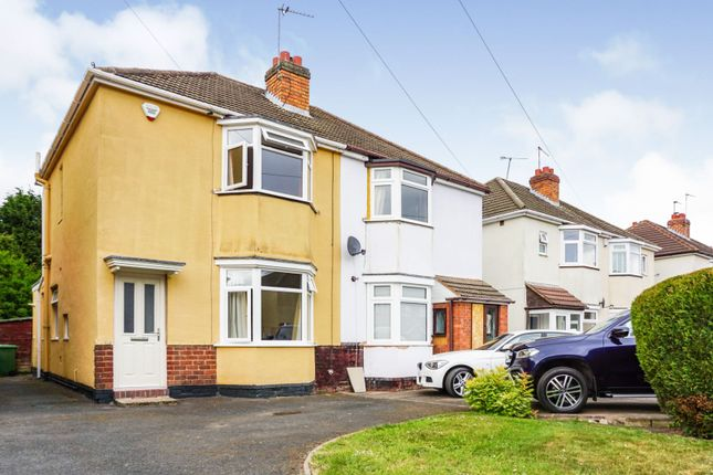 Thumbnail Semi-detached house for sale in Lane Green Avenue, Bilbrook, Wolverhampton