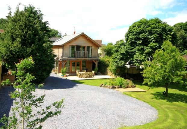 Thumbnail Detached house for sale in Broadhempston, Totnes, Devon