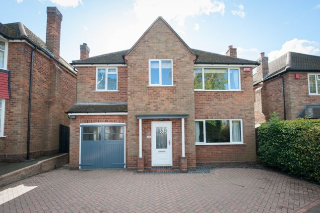 Thumbnail Detached house for sale in Barnard Road, Sutton Coldfield