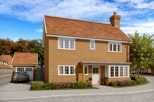 Thumbnail Detached house for sale in The Grayling, Willowbrook, Elmbridge Road, Cranleigh, Surrey