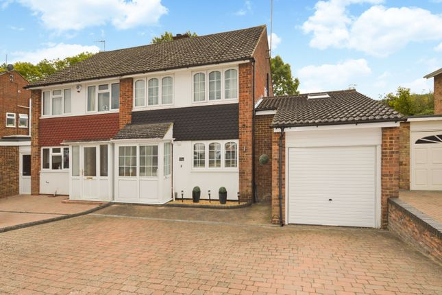 Thumbnail Property for sale in Cartmel Drive, Dunstable