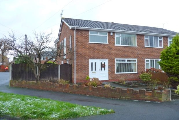 Thumbnail Property to rent in Beechcroft Drive, Whitby, Ellesmere Port