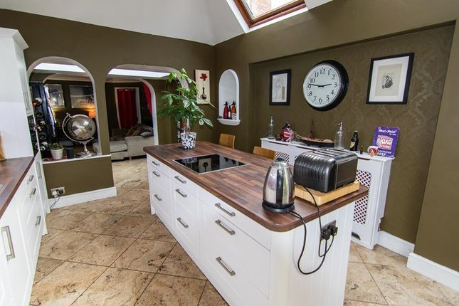 Thumbnail Semi-detached house for sale in Archenfield Road, Ross-On-Wye, Herefordshire