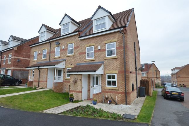 Thumbnail End terrace house to rent in Elmwood Way, Barnsley