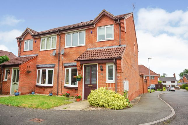 The Property of Cygnet Court, Wombourne, Wolverhampton WV5