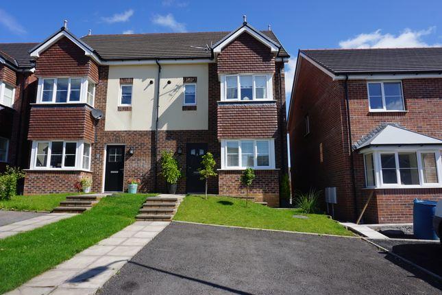 Semi-detached house for sale in Parc Pencae, Llandybie, Ammanford