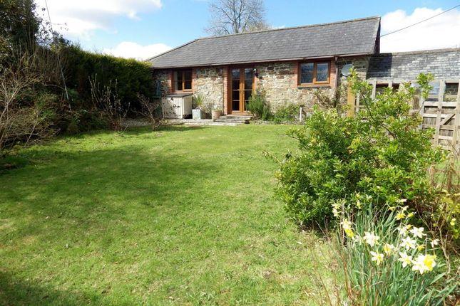 Thumbnail Barn conversion to rent in Ashwater, Beaworthy