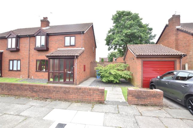 Thumbnail Semi-detached house for sale in Appletree Close, Allerton, Liverpool
