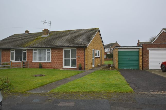 2 bed semi-detached bungalow for sale in Hornbeam Crescent, Melksham SN12