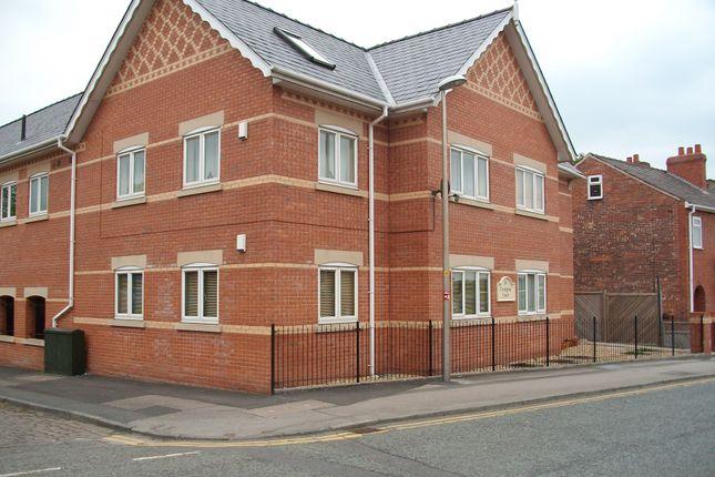 Thumbnail Flat to rent in Crompton Court, Ashton