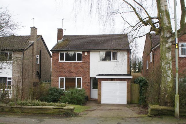 Thumbnail Detached house for sale in Latimer Road, Cropston, Leicester