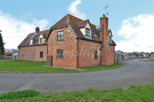 Thumbnail Detached house for sale in Harwich Road, Lawford, Manningtree, Essex
