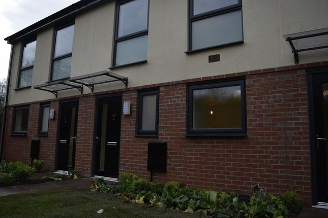 3 bed terraced house for sale in Frome Way, Donnington, Telford