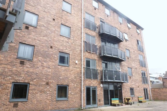Thumbnail Flat to rent in Concert Street, Liverpool
