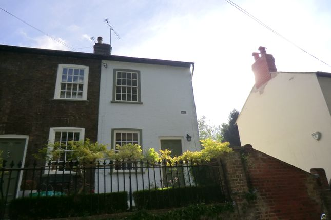 Thumbnail Cottage to rent in Abbey Mill Lane, St Albans