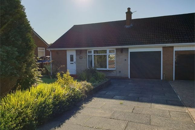 Thumbnail 3 bed semi-detached bungalow to rent in Churchill Drive, Little Lever, Bolton