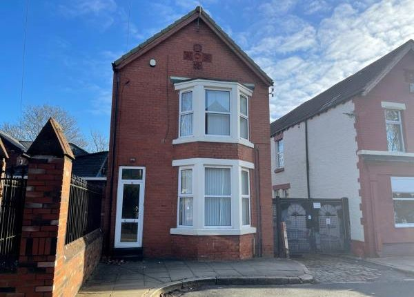 Thumbnail Semi-detached house for sale in St. Michaels Church Road, Aigburth, Liverpool