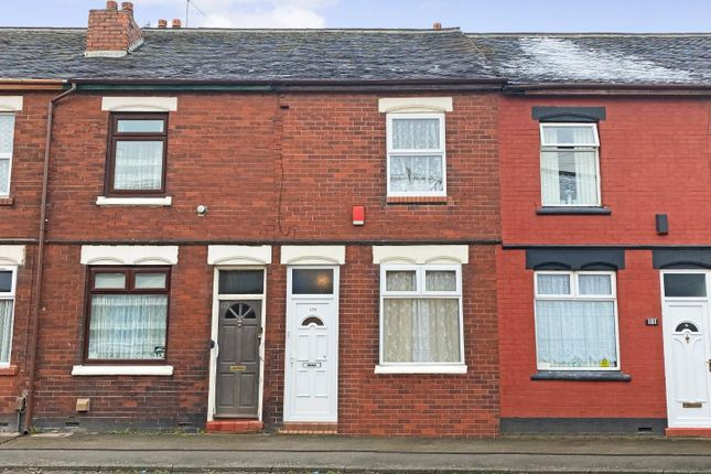 2 bed terraced house for sale in Brocksford Street, Fenton, Stoke-On-Trent ST4