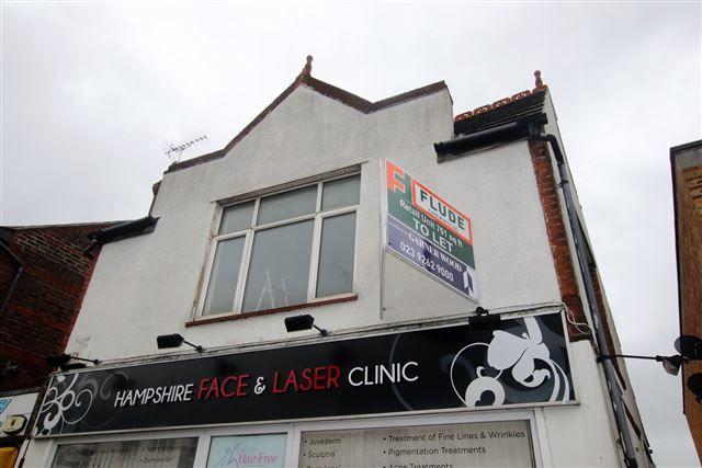 Thumbnail Flat to rent in Havant Road, Drayton, Portsmouth, Hampshire