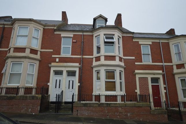 Thumbnail Flat for sale in Strathmore Crescent, Benwell, Newcastle Upon Tyne