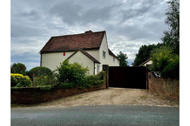Thumbnail Detached house for sale in Union Hill, Semer