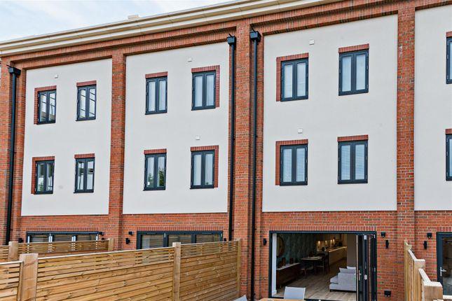 Rear Elevation of 6, Albury Place, Shrewsbury SY1