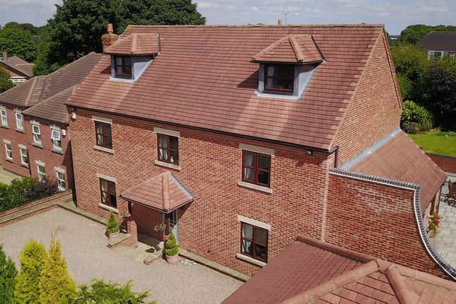 Thumbnail Detached house for sale in Croft Avenue, Mansfield