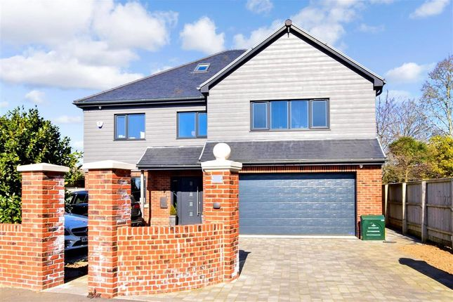 Thumbnail Detached house for sale in Beechcroft Drive, Wootton Bridge, Ryde, Isle Of Wight