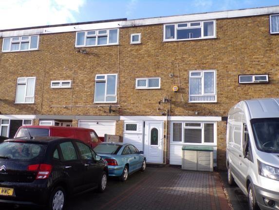 Thumbnail Terraced house for sale in Little Lullaway, Laindon, Basildon