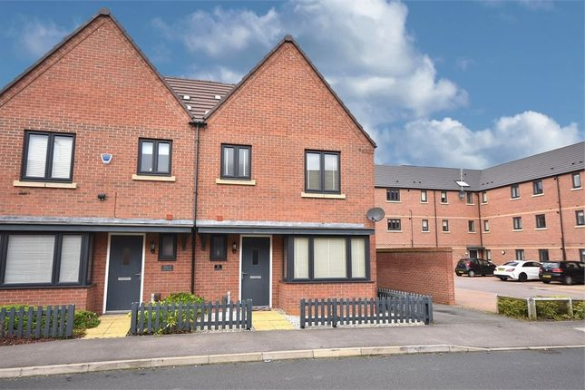 Thumbnail 3 bed semi-detached house to rent in Eden Road, Northampton
