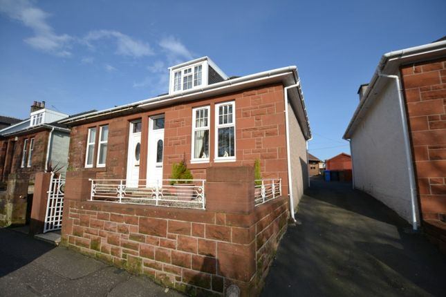 Thumbnail Bungalow for sale in Dundonald Road, Dreghorn, North Ayrshire