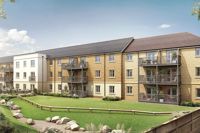 Thumbnail Flat for sale in 32 London Road, Dorchester