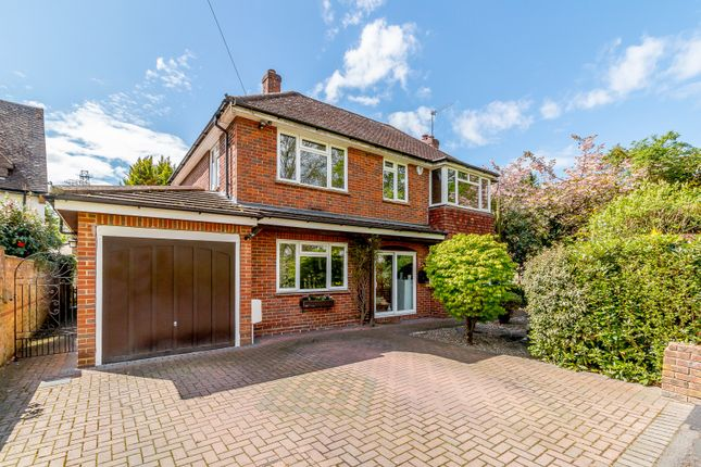Thumbnail Detached house for sale in Westfield Parade, Byfleet Road, New Haw, Addlestone