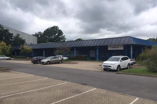 Thumbnail Office for sale in Unit A Waterside Park, Bracknell