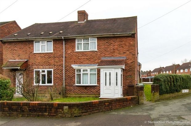 Thumbnail Semi-detached house to rent in Rydal Close, Wednesfield, Wolverhampton, West Midlands