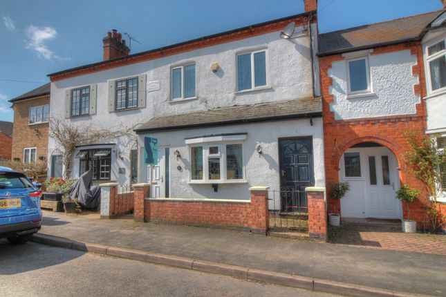 Thumbnail Detached house for sale in Kimberley Street, Kibworth, Leicester