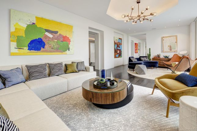Thumbnail Flat to rent in Hampshire House, Hyde Park Place, Hyde Park, London
