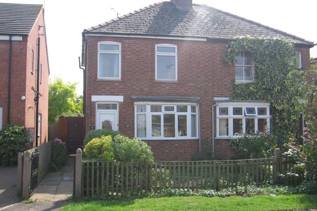 Thumbnail Semi-detached house to rent in Staithe Road, Wisbech