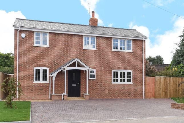 Thumbnail Detached house for sale in Long Lane, Cold Ash