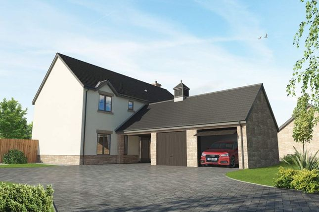 Thumbnail Detached house for sale in Eglwys Nunnydd, Margam, Port Talbot, West Glamorgan
